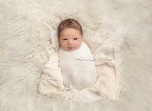 Baby Ashton burrito.